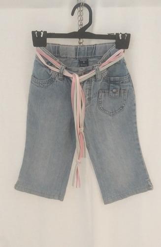 Pantalon De Jean De Nena Marca Cheeky Talle 2