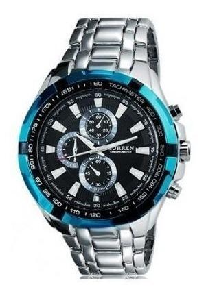 Relógio Militar Curren Masculino M8023