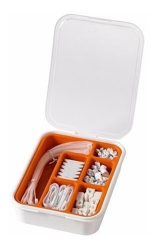 Kit Sujeta Cables Fixa Ikea Organizador De Cables