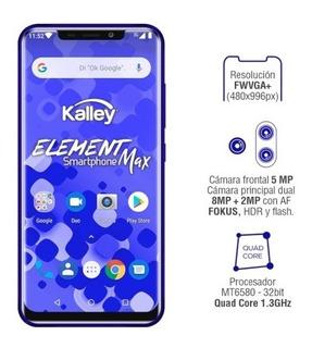 Celular Kalley Element Max