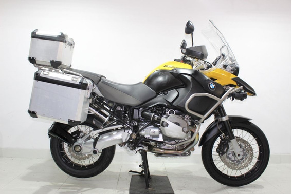 Bmw R 1200 Gs Adventure 2010 Amarelo