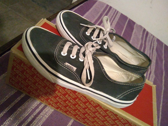 Zapatillas Van Authentic Negras