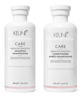 Kit Keune Care Keratin Smothing Sh 300ml + Cond 250ml