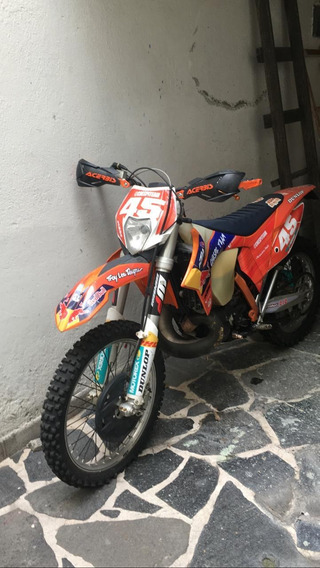 2013 Ktm 250 Xc-w Enduro Moto Dos Tiempos