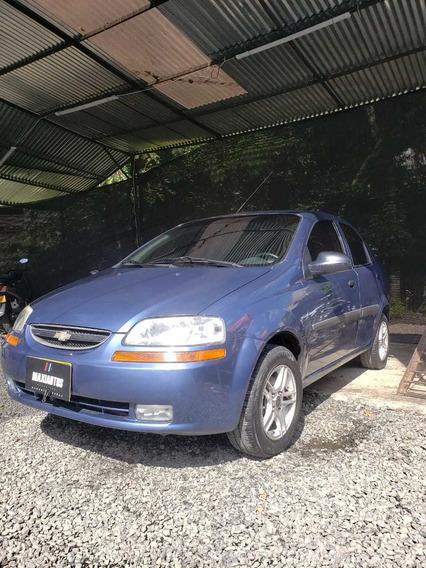 Chevrolet Aveo Family 2010 Mt 1.5 Cc 119.010 Km Azul