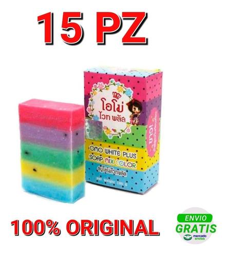 Imagen 1 de 7 de 15 Jabones Omo White Plus Aclarador Tailandés Original