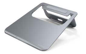 Suporte Alumínio Notebook Stand Macbook Satechi Space Gray
