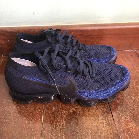 Nike Vapormax Midnight Navy 42.5 Usado Duas Vezes