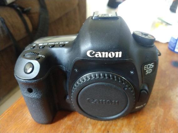 Câmera Canon 5d Mark 3 Iii - Perfeita - 80 Mil Clicks Apenas