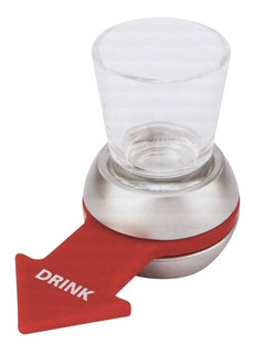 Juego Spin Shot Para Bebidas