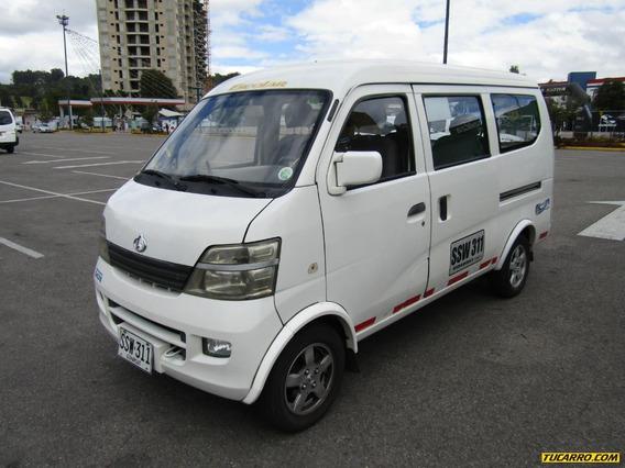 Chana Star Van Mt 1300cc 4x2 7psj