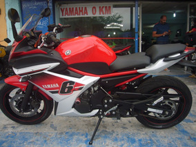 Yamaha Xj 6 R 600 F Ano 2016 Com Abs R$ 28.999- 2221.7700