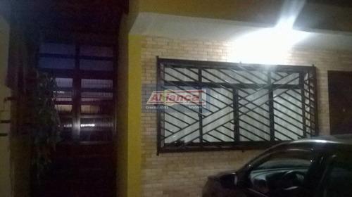 Sobrado Com 3 Dormitórios À Venda, 200 M² Por R$ 690.000 - Picanco - Guarulhos/sp - Ai9197