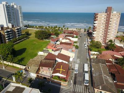 Casa Em Mongaguá Para 15 Pessoas Centro Lado Praia