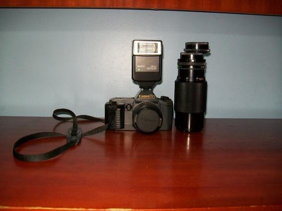 Camera Canon T 70 Parcela E Frete Faça Oferta