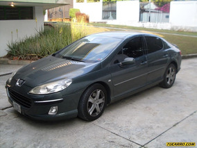 Peugeot 407 Confort St - Secuencial