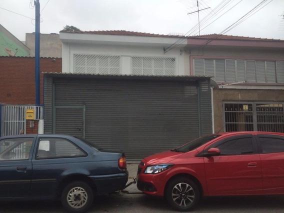 Casa Comercial Para Venda E Locação, Tatuapé, São Paulo. - Ca0388
