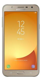 Smartphone Samsung Galaxy J7 Neo Tv Tela 5.5 Seminovo