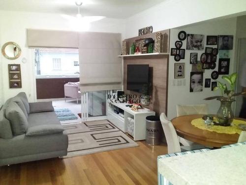 Apartamento Com 3 Dormitórios À Venda, 117 M² Por R$ 1.060.000,00 - Mooca - São Paulo/sp - Ap0327