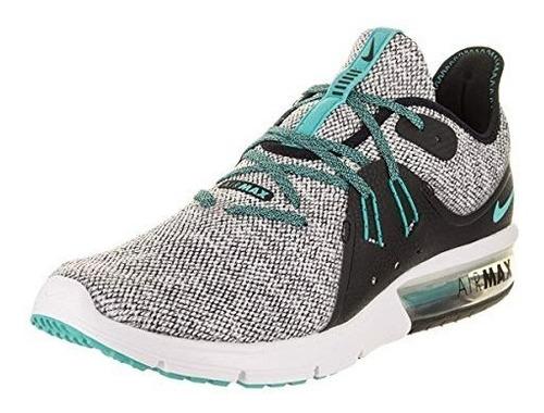 al menos Cabra varonil  Nike Air Max Sequent 3 Running Zapatillas Hombre 921694-100   Mercado Libre