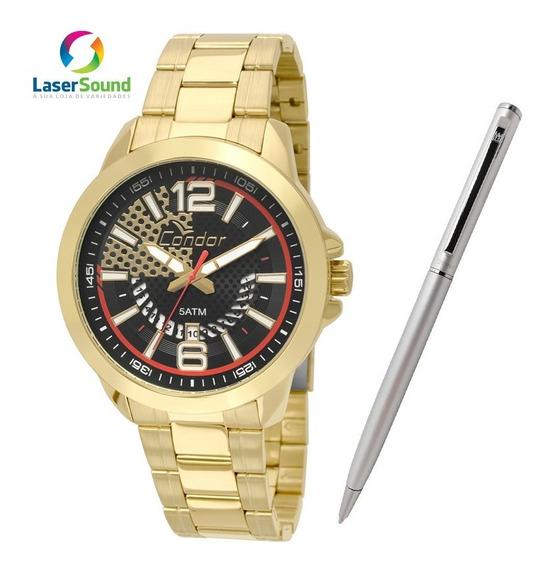 Relógio Condor Masculino Co2115xh/4p C/ Garantia E Nf