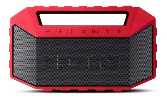 Rádio Boombox Preto Bluetooth Flutuante Ion Plungeredxus