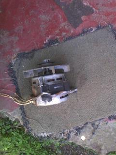 Cilindro De Secado Lg Con Motor Y Motor De Lavadora.