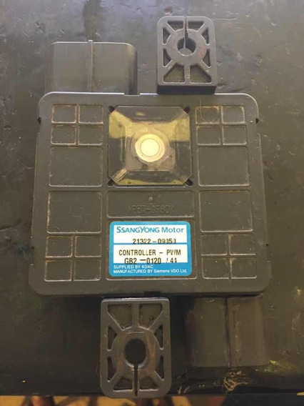 Relê Do Eletroventilador Ssangyong N 21322-09050