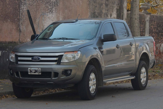Ford Ranger 3.2 Xls, 4x2 - Año 2012
