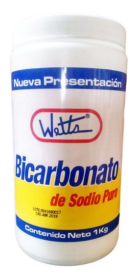 Bicarbonato De Sodio Puro Bote Con 1 Kilo