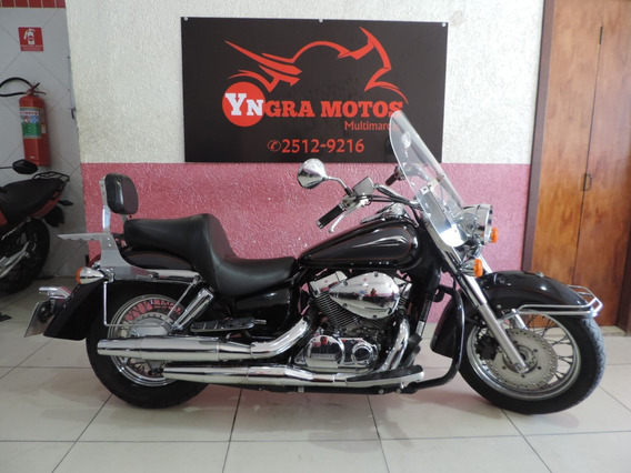 Honda Shadow 750 2010