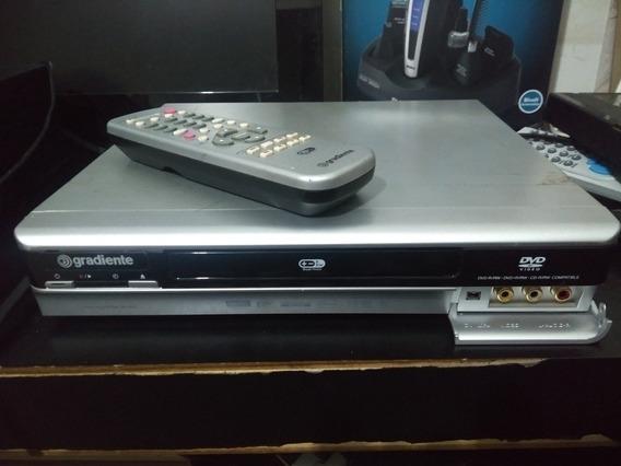 Gravador De Dvd Gradiente Dr 850