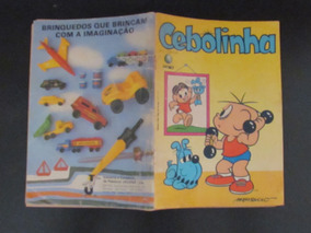 Cebolinha 5 - Editora Globo