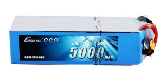 Bateria Lipo 6s 22.2v 5000mha 60c Gens Ace - Oferta!!!