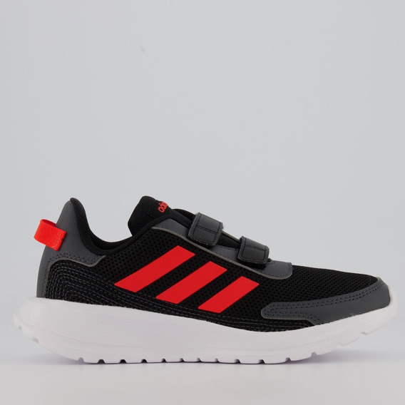 Tênis adidas Tensaur Run C Infantil Preto