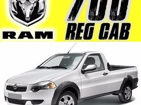Dodge Ram 700 St Regular Cab Ebd Airbag Abs 4cil Muelles Rhc