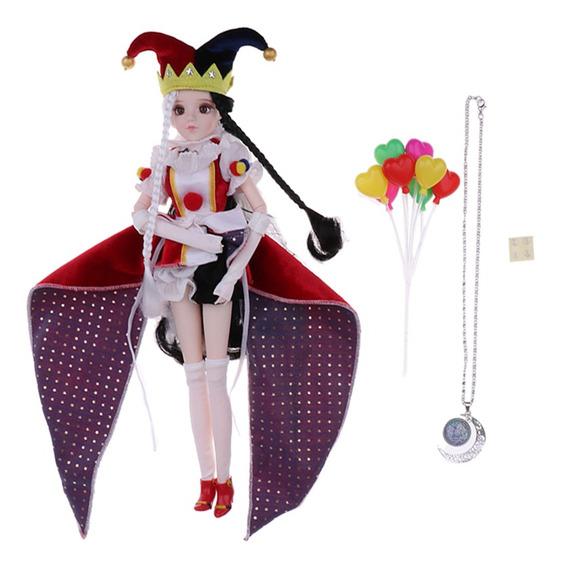 Serie Tarot Muñecas Fortune Days Mystery Magic Bjd Doll 14