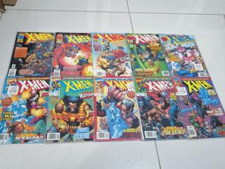 Comic X-men Super Lote 120 Tomos Español Editorial Vid