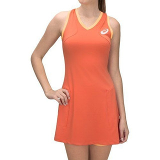 Vestido Feminino Com Shorts Asics Tenis Tnb2514
