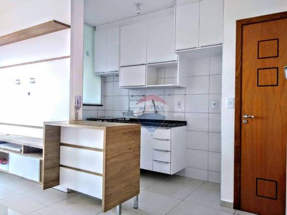 Apartamento Com 2 Dormitórios Para Alugar, 61 M² Por R$ 900,00/mês - Jardim Dona Maria Azenha - Nova Odessa/sp - Ap0276