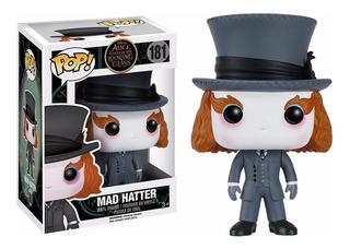 Funko Pop! Mad Hatter #181 Alicia Original En Stock