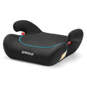 Assento Elevação Infantil Auto Turbooster Weego 22-36kg Azul