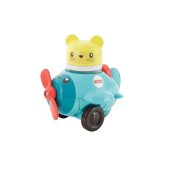 Fisher Price Veículos De Animaizinhos Avião - Mattel