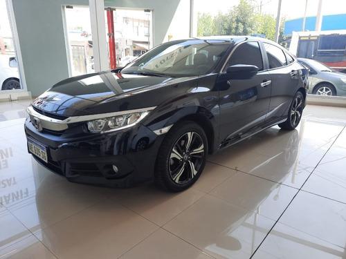 Honda Civic Exl Cvt 2020 Única Mano