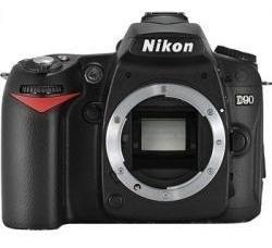 Nikon D90 Corpo Uzado