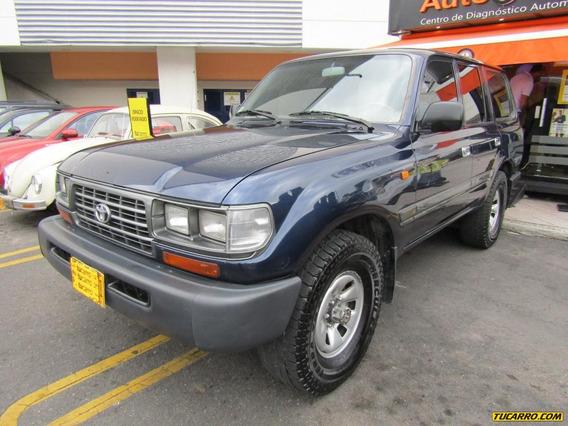 Toyota Burbuja Lc80