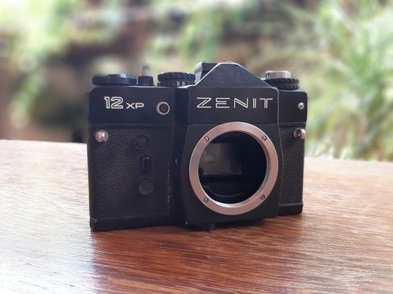 Câmera Antiga Zenit 12xp Xp