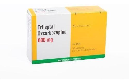 Trileptal 600mg Tabletas