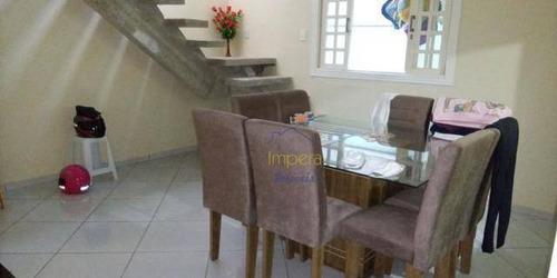 Casa Com 3 Dormitórios À Venda, 180 M² Por R$ 330.000,00 - Altos Da Vila Paiva - São José Dos Campos/sp - Ca0381