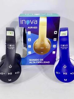Auriculares Inalámbricos Bluetooth Inova Regalarte Tucumán